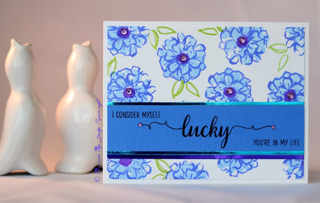 Post#209 - Me And My Daily Papercraft Blog - Handmade Card by PriCreated